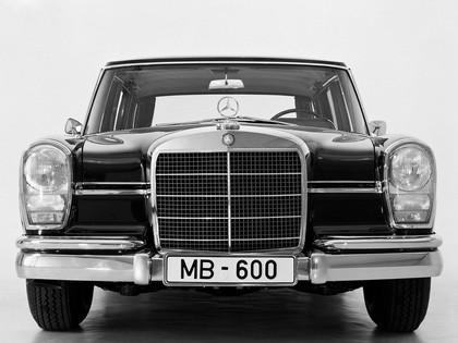 1964 Mercedes-Benz S600 ( W100 ) 4
