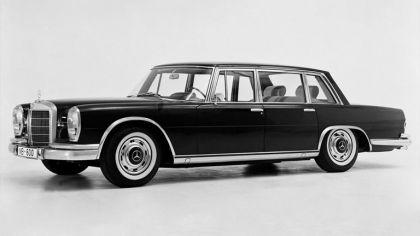 1964 Mercedes-Benz S600 ( W100 ) 9