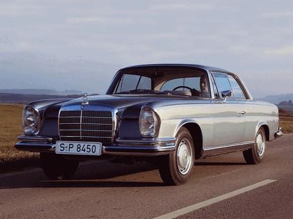 1968 Mercedes-Benz 280SE coupé ( W111 ) 1