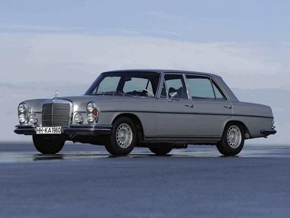 1968 Mercedes-Benz 300SEL 6.3 ( W109 ) 1