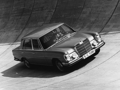 1968 Mercedes-Benz 300SEL 6.3 ( W109 ) 5