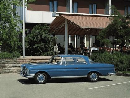 1969 Mercedes-Benz 280SE 3.5 coupé ( W111 ) 2