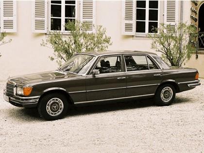 1972 Mercedes-Benz S-Klasse ( W116 ) 3