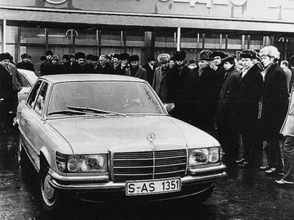 1972 Mercedes-Benz S-Klasse ( W116 ) 6
