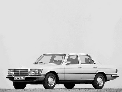 1972 Mercedes-Benz S-Klasse ( W116 ) 8