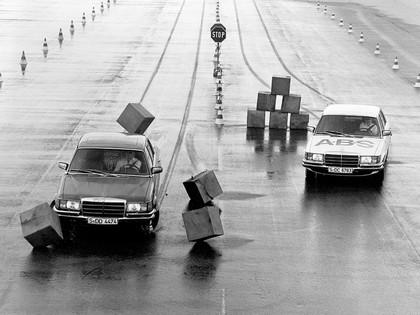 1972 Mercedes-Benz S-Klasse ( W116 ) 11