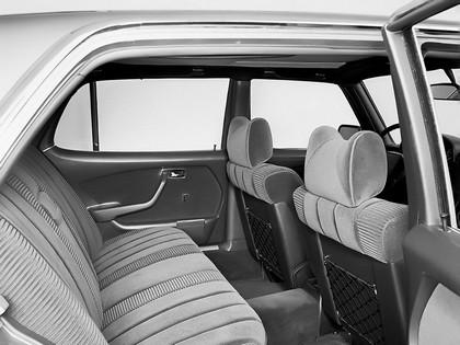 1972 Mercedes-Benz S-Klasse ( W116 ) 12