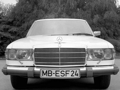 1974 Mercedes-Benz S-Klasse ESF24 ( W116 ) 2