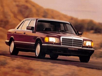 1985 Mercedes-Benz 420SEL ( W126 ) - USA version 1