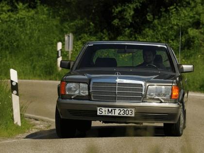 1985 Mercedes-Benz 500SEL ( W126 ) 2