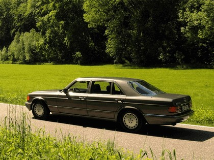 1985 Mercedes-Benz 500SEL ( W126 ) 3