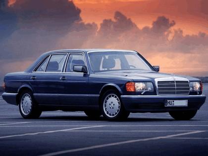 1985 Mercedes-Benz 500SEL ( W126 ) 4