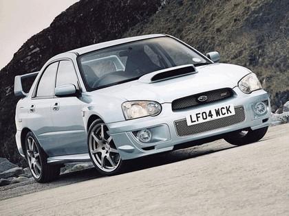 2004 Subaru Impreza WRX STi 1