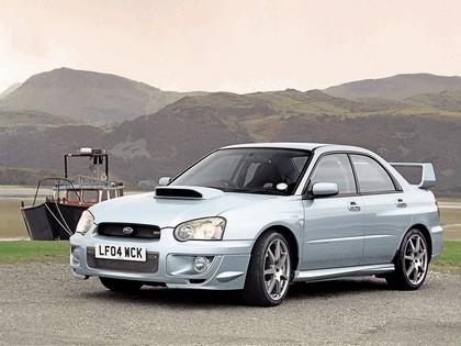 2004 Subaru Impreza WRX STi 2