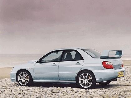 2004 Subaru Impreza WRX STi 3