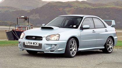 2004 Subaru Impreza WRX STi 4