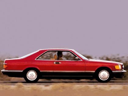 1985 Mercedes-Benz 560SEC ( C126 ) - USA version 1