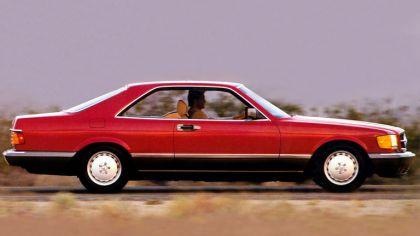 1985 Mercedes-Benz 560SEC ( C126 ) - USA version 7