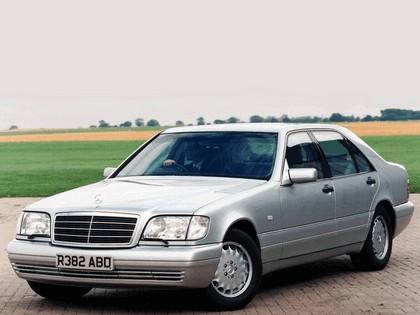1991 Mercedes-Benz S-Klasse ( W140 ) - UK version 1
