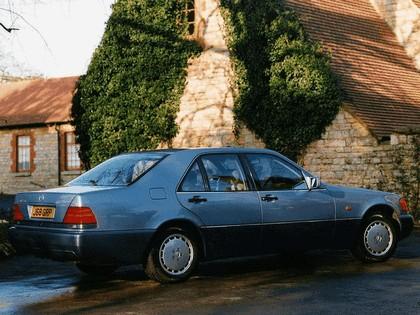 1991 Mercedes-Benz S-Klasse ( W140 ) - UK version 5