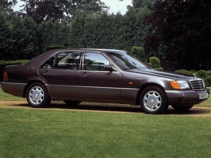 1991 Mercedes-Benz S-Klasse ( W140 ) - UK version 6