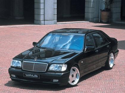 1991 Mercedes-Benz S-klasse ( W140 ) by Wald 1