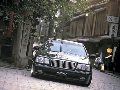1991 Mercedes-Benz S-klasse ( W140 ) by Wald 3