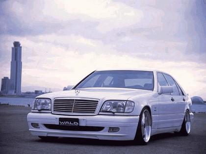 1991 Mercedes-Benz S-klasse ( W140 ) by Wald 4
