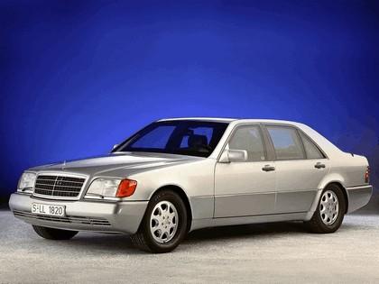 1992 Mercedes-Benz S500 ( W140 ) Guard 1