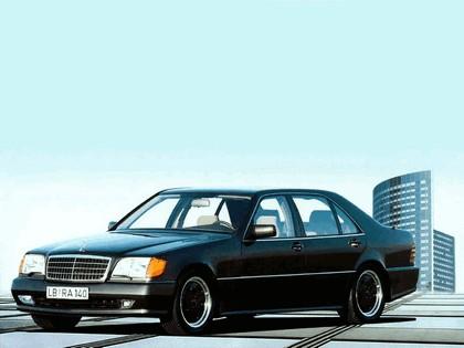 1992 Mercedes-Benz S-klasse ( W140 ) by AMG 2