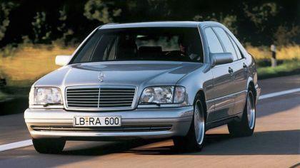 1992 Mercedes-Benz S-klasse ( W140 ) by AMG 5