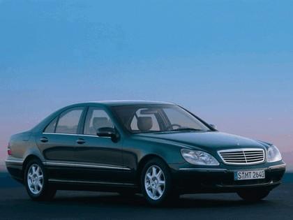 1998 Mercedes-Benz S500 ( W220 ) 2
