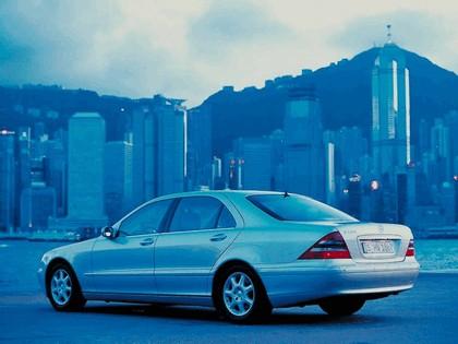 1998 Mercedes-Benz S500 ( W220 ) 6