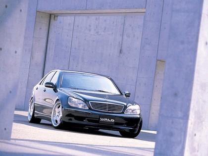 1998 Mercedes-Benz S-klasse ( W220 ) by Wald 4