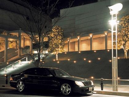 1998 Mercedes-Benz S-klasse ( W220 ) by Wald 6