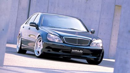 1998 Mercedes-Benz S-klasse ( W220 ) by Wald 3