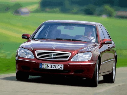 1999 Mercedes-Benz S400 CDI ( W220 ) 1