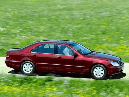 1999 Mercedes-Benz S400 CDI ( W220 ) 2