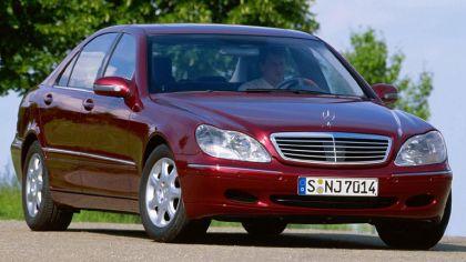 1999 Mercedes-Benz S400 CDI ( W220 ) 7