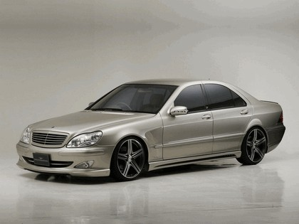 2002 Mercedes-Benz S-Klasse 5.8 ( W220 ) by Wald 4