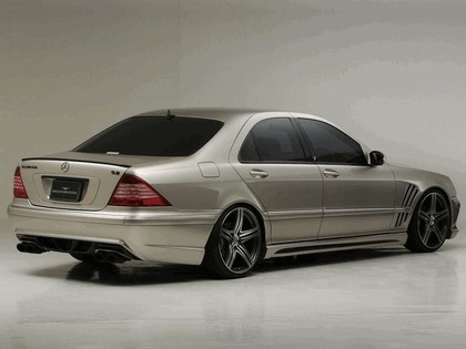 2002 Mercedes-Benz S-Klasse 5.8 ( W220 ) by Wald 5