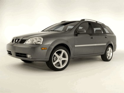 2004 Suzuki Forenza ChromaWagon concept 1