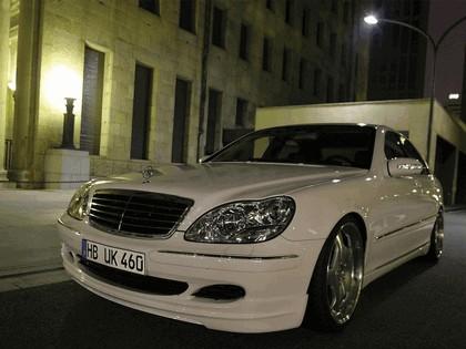 2002 Mercedes-Benz S-Klasse ( W220 ) by Wald 3
