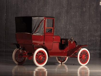 1909 Ford Model T Landaulet 4