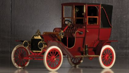 1909 Ford Model T Landaulet 8