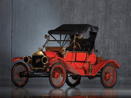 1911 Ford Model T Torpedo Runabout 1