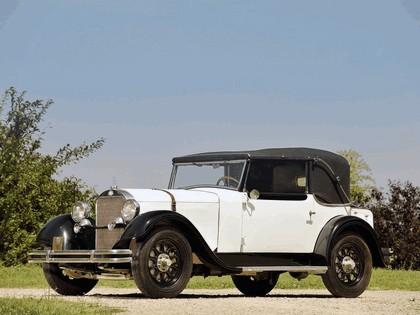 1931 Mercedes-Benz 200 SS ( Stuttgart Sports ) roadster ( W21 ) 1