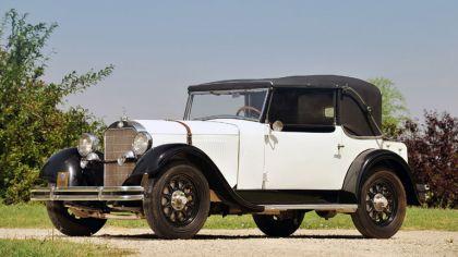 1931 Mercedes-Benz 200 SS ( Stuttgart Sports ) roadster ( W21 ) 7