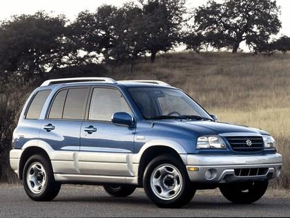 2004 Suzuki Grand Vitara 1