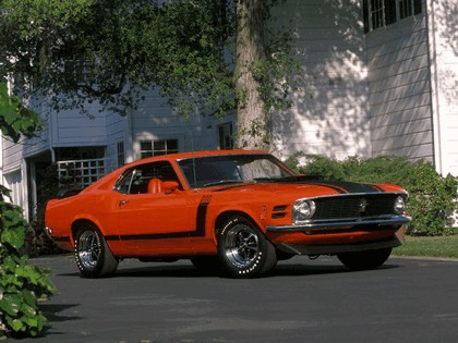 1970 Ford Mustang Boss 302 3